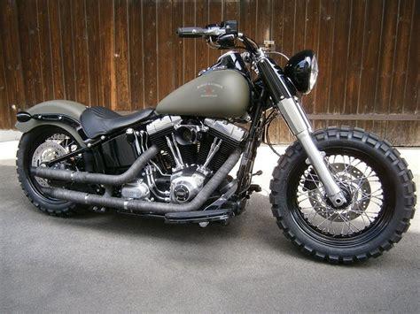 Harley Davidson Softail Slim Modification by Softail Slim Softail Slim Motorcycle Harley Davidson