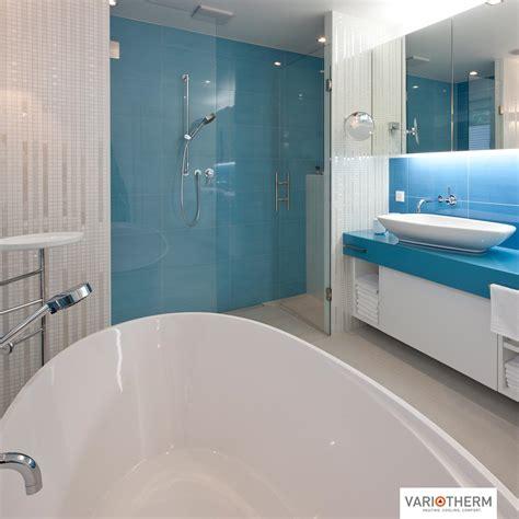 vloerverwarming badkamer douche wandverwarming in badkamer douche en zwembad toegepast in