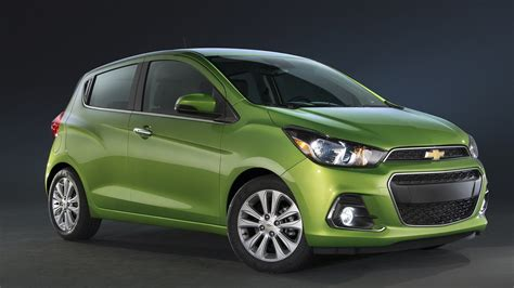 Chevrolet Car : 2016 Chevrolet Spark Review