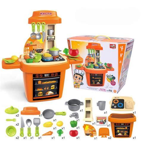 jeu de cuisine de noel enfants set de jouets cuisine cadeau de noël de bébé