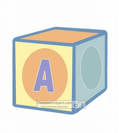 Abc Animated Block Clipart Alphabet 05c Alphabets