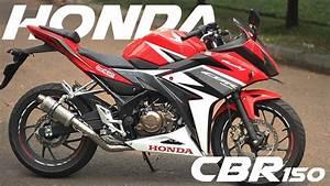 2017 Honda Cbr 150 Review Indonesia