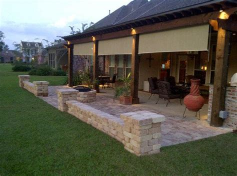 back patios same homeowner with his original design and diy back porch project in southern louisiana