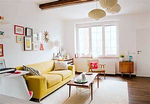 White is the New Color: Living Room Walls