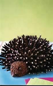 recipe prickly hedgehog birthday cake daily mail