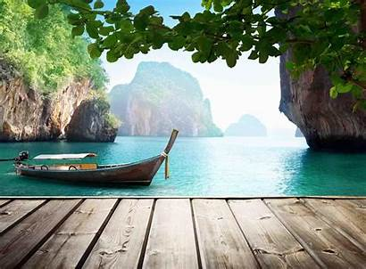 Island Cool Natural Beach