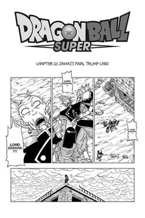 VIZ | Read Dragon Ball Super Manga for Free from Shonen Jump
