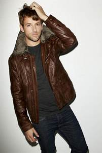 Leather Jacket Outfits for Men-18 Ways to Wear Leather Jackets