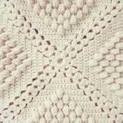 crochet patterns byhaafner crochet pattern popcorn blanket