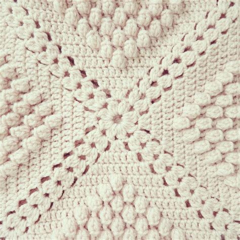 crochet stitch patterns byhaafner crochet pattern popcorn blanket