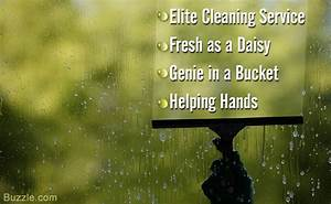 Catchy Cleaning Company Names 160 Catchy Name Suggestions For Your Cleaning Business