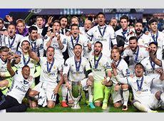 Real Madrid El Madrid más completo de los últimos 20 años