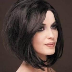 Coupe De Cheveux Femme Visage Rond Cheveux Epais : coiffure pour tete ovale femme ~ Nature-et-papiers.com Idées de Décoration