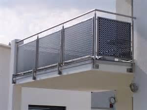 balkone stahl balkone