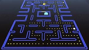 Pacman 3d Maze