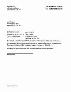 5 end of lease letter to tenant from landlord sales With end of tenancy letter template from landlord