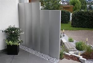 Palisaden sgg aluminium for Garten planen mit wind und sichtschutz balkon