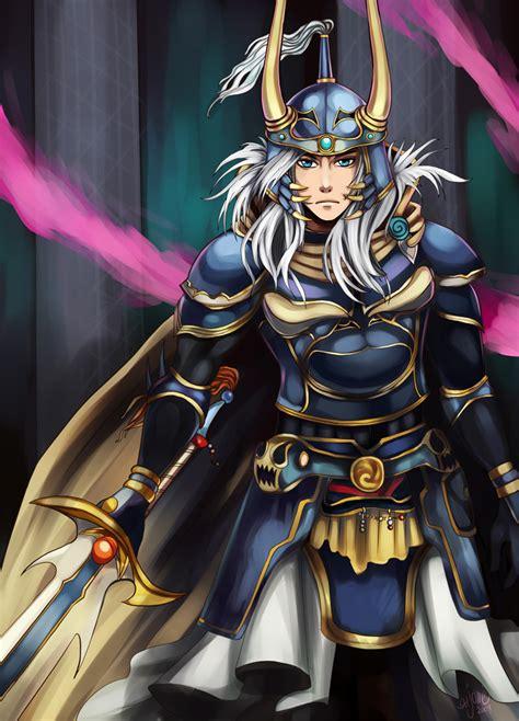 warrior of light dff warrior of light by enijoi on deviantart