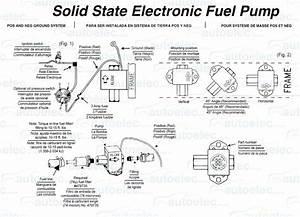 Facet Fep42sv Electric Fuel Pump 12v 12 Volt New