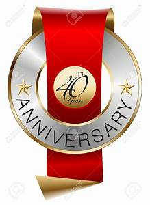 40th Anniversary Clip Art – 101 Clip Art