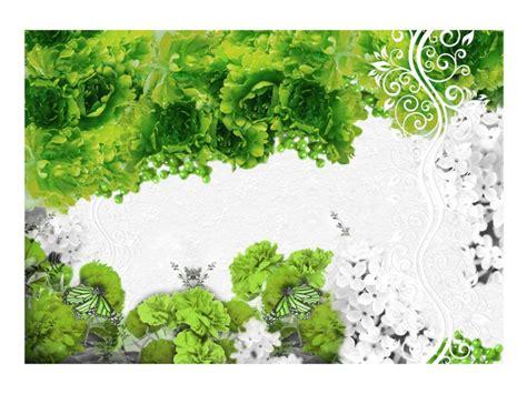 papier peint green papier peint colors of green declina