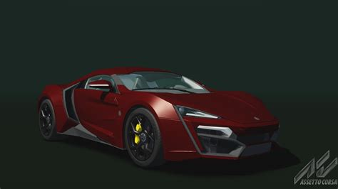 W Motors Lykan Hypersport - W Motors - Car Detail ...