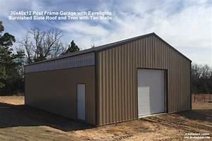 customer project photo gallery pole barns With 30x40x12 pole barn