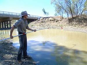 Water Monitoring Across The Galilee Basin