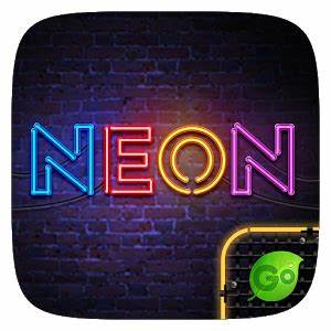 Neon GO Keyboard Theme & Emoji Android Apps on Google Play