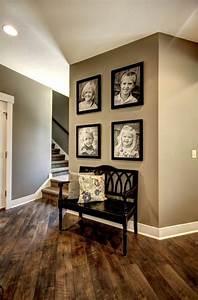 Farbgestaltung Flur Diele : flur gestalten eindrucksvolle einrichtungsideen f r die diele ideen f r die fotowand ~ Orissabook.com Haus und Dekorationen