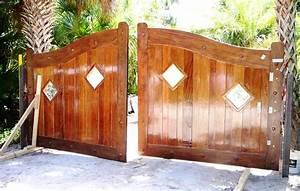 PDF DIY Wood Driveway Gate Plans Download wood desk plans