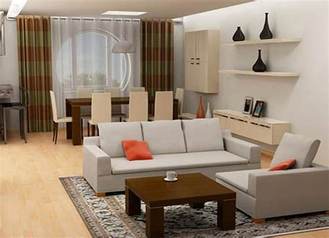 Amazing Of Beautiful Small Living Room And Dining Room Id