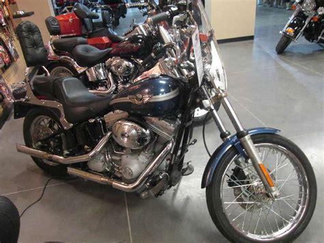 2003 Harley-davidson Fxst\/fxsti Softail Standard