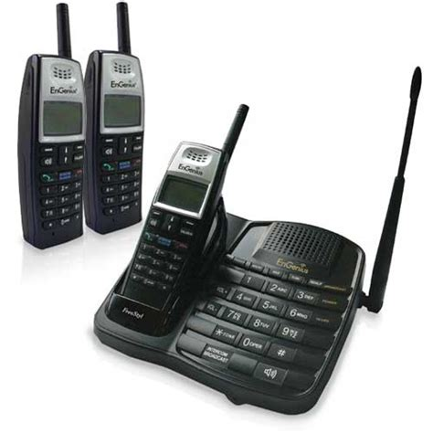 engenius freestyl 1 3 handsets range single line cordless phone 655216004665 ebay