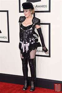 Grammys 2015: Madonna in Givenchy Couture | Tom + Lorenzo
