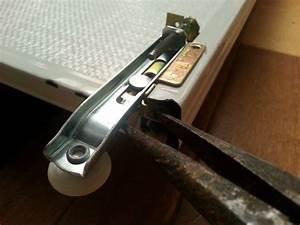 Roulette Pour Porte Coulissante : fabriquer un miroir plein pied avec de vieilles portes ~ Dailycaller-alerts.com Idées de Décoration