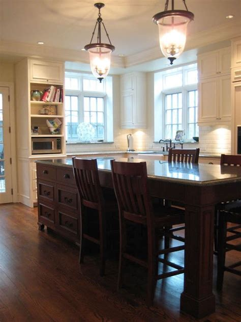 pictures  kitchen island designs  seating