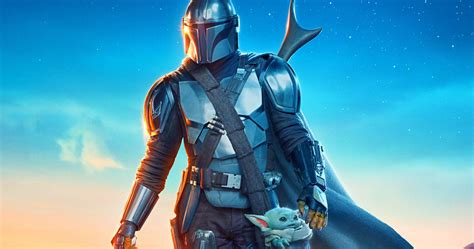 The Mandalorian Season 2 Poster Flies in Alongside a Ton ...