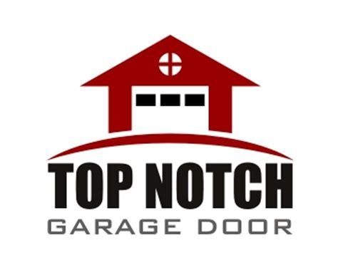 install garage door logo design entry number 1 by 62b top notch garage door