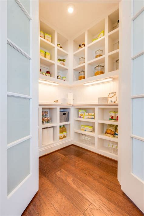walk  pantry plans  thoughtful place