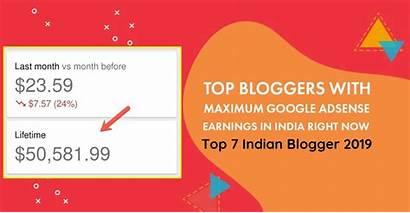Blogger Indian Earning Adsense Report Google