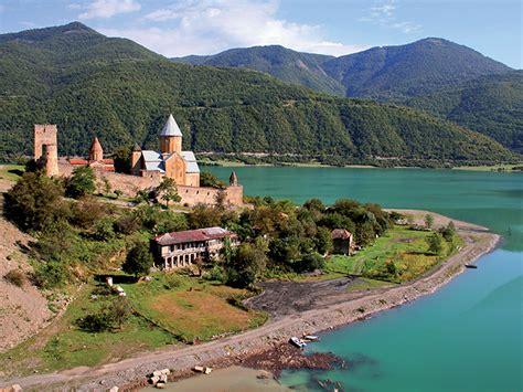 assurance chambre circuit la georgie au coeur du caucase georgie avec
