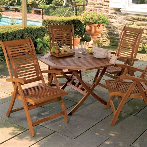 Wood Patio Furniture by Lanai Wood Patio Furniture