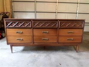 Mid, Century, Modern, Dresser, Redo