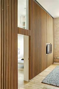 Wandverkleidung Aus Holz : wandverkleidung holz lamellen ~ Sanjose-hotels-ca.com Haus und Dekorationen