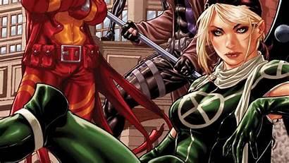 Marvel Rogue Comics Xmen Wallpapers Characters Comic