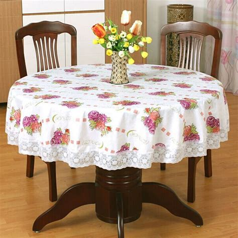trade show table covers amazon tablecloths extraordinary plastic tablecloths round round