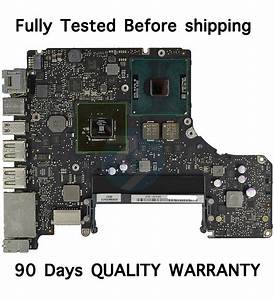 Apple Macbook Pro Unibody 13 U0026quot  A1278 2010 2 4ghz Logic