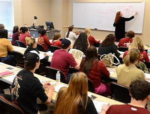 Four Crossed Logs: College Classroom Etiquette – No, Really.
