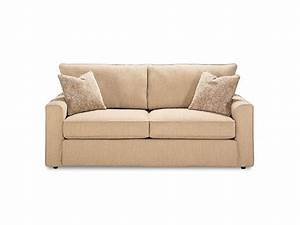 rowe living room pesci two cushion queen bed sofa a309q With rowe sofa bed